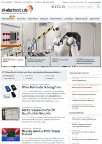 Fachportal: all-electronics.de