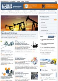Fachportal: chemietechnik.de